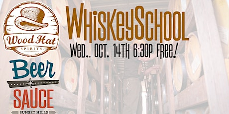Wood Hat Spirits Tasting and Whiskey School tickets