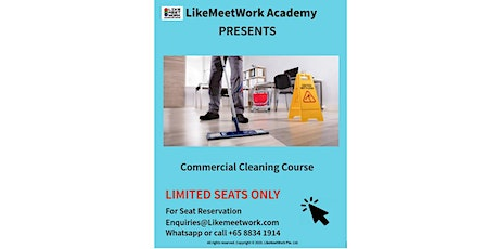 Introductory Practical Office Cleaning tickets