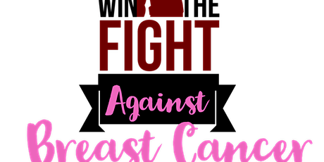 """'Win The Fight"""" AGAINST Breast Cancer Bootcamp/ Fundraiser tickets"""