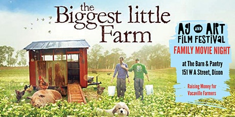 Family Movie Night: The Biggest Little Farm at The Barn & Pantry tickets