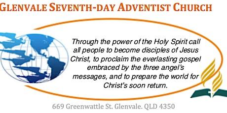 Glenvale SDA Church tickets