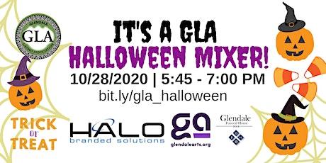 GLA Halloween Mixer tickets