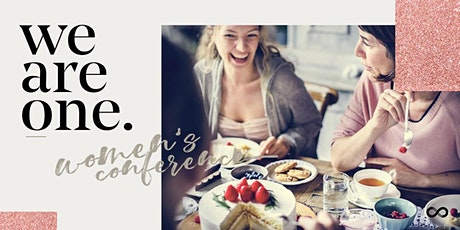 We are One Women's High Tea: Find connection, grow your influence tickets