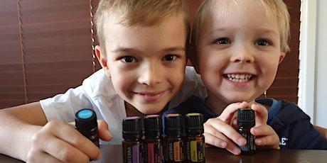 Kids class - magic of essential oils! tickets