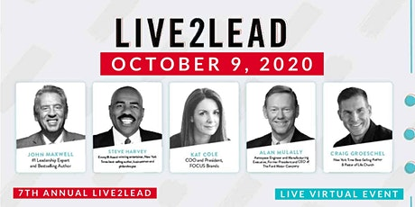 Live2Lead High Desert California tickets