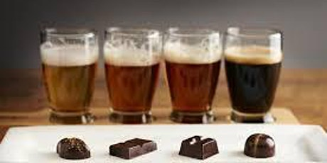 Chocolate & Beer Tasting tickets