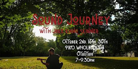 Sound Journey with Jake Kīanō Skinner tickets
