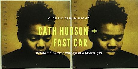 3RD SHOW - Tracy Chapman - Classic Album Night by Cath Hudson + Fast Car