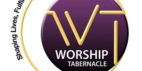 Copy of Worship Tabernacle Sunday Service tickets