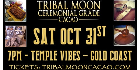 Jay Hoad & Moon Rose Mickie - Sacred Cacao Sound Journey tickets
