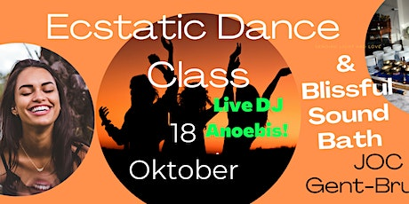 Ecstatic Dance Class & Blissful Sounds tickets