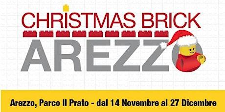 Christmas Brick Arezzo biglietti