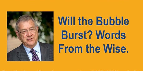 Hear Olly Newland: Will the Bubble Burst? Words From the Wise tickets