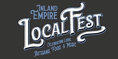 Inland Empire LocalFest tickets
