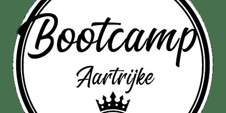 Bootcamp Aartrijke 29 oktober 2020 tickets