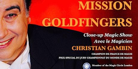Mission Goldfingers billets