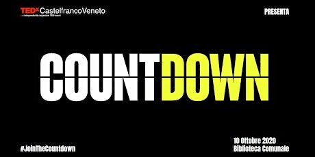 Countdown - TEDxCastelfrancoVeneto biglietti