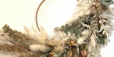 Contemporary Wreath Making Workshop tickets