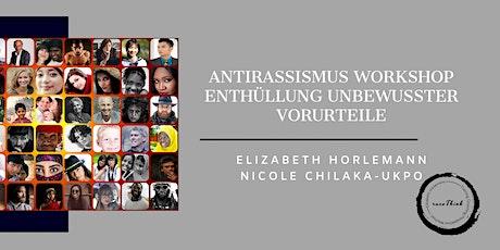 Antirassismus Online Workshop - Konfrontation mit Weißsein Tickets