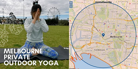 Outdoor Private Yoga @ Melbourne Parks tickets