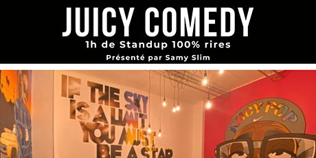 Juicy Comedy - Standup billets