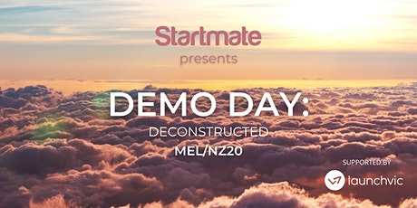 Startmate MEL/NZ20 Demo Day tickets