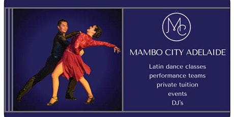 Salsa Classes in Adelaide with Mambo City Adelaide tickets