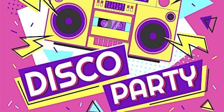Get On Down Disco tickets
