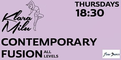 Contemporary Fusion | Dance Class tickets