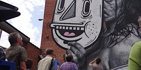 Explore Antwerp through Street Art - Merksem edition tickets