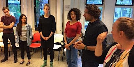 Deep Democracy - Het niet gevoerde gesprek tussen docenten en studenten tickets