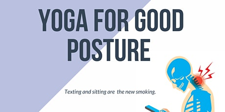 Yoga for Good Posture at Coco-Mat Berlin tickets