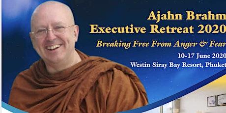 Ajahn Brahm Executive Retreat 2020  (onsite/online) 24- 29 Dec 2020