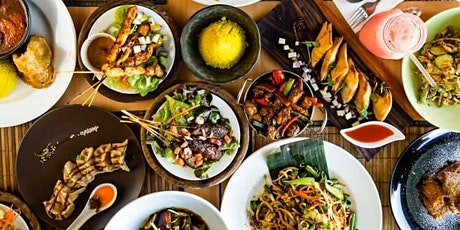 "Come Dine With Me WA ""Bali / Indonesian @ Monggo - Mt Lawley"" tickets"