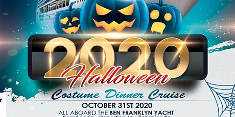 2020 Halloween Costume Dinner  Cruise tickets