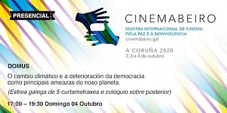 CINEMABEIRO 1ª SESIÓN 4/10/2020 entradas