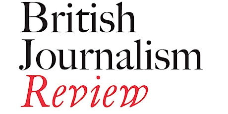 British Journalism Review annual Charles Wheeler Award 2020 tickets