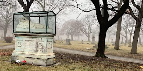 Rosehill Cemetery: Virtual Tour from Mysterious Chicago tickets