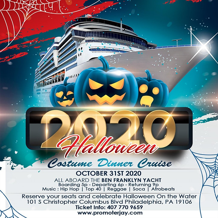 2020 Halloween Parties Philadelphia 2020 Halloween Costume Dinner Cruise Tickets, Sat, Oct 31, 2020 at