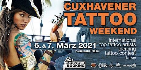 2.Cuxhavener Tattoo Weekend tickets