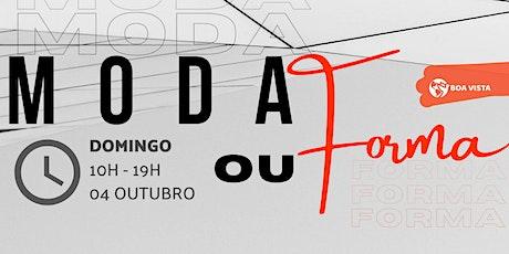 Domingo 04/10 Presencial- 10h E 19h ingressos