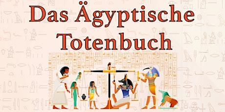 Theosophy Talks - Das Ägyptische Totenbuch Tickets