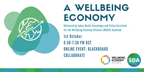 A Wellbeing Economy tickets