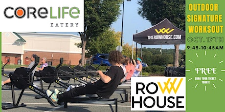 Outdoor Signature Workout w/RowHouse tickets