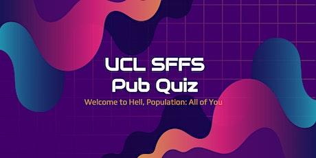 SFFS Pub Quiz tickets