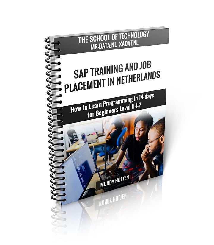 Afbeelding van XADAT.NL SAP for dummies ONLINE - what is sap the absolute beginners guide
