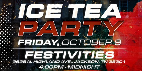 11th ANNUAL ICE TEA PARTY - GREEK PUNCH vs. ICETEAPARTY tickets