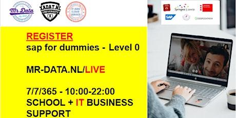 XADAT.NL SAP for dummies ONLINE - West Bay Lagoon Street, Doha, Qatar tickets