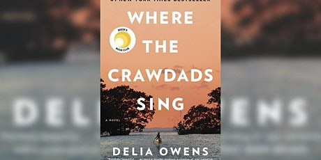 Books Over Brunch October 25th 2020. Where the Crawdads Sing - Delia Owens tickets