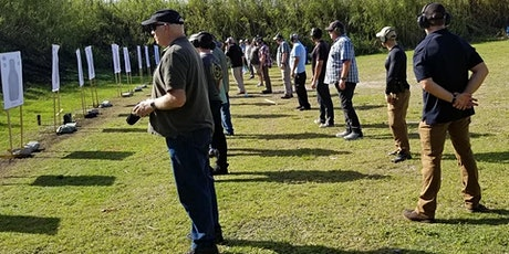 Rangemaster Pistol Instructor Development Course tickets